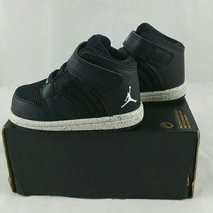 wholesale dealer 25981 176aa Nike Shoes - Infant s Jordan 1 Flight 4 Premium BT